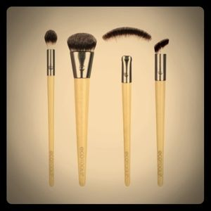 New Ecotools Radiant Complexion Beauty Brushes Kit